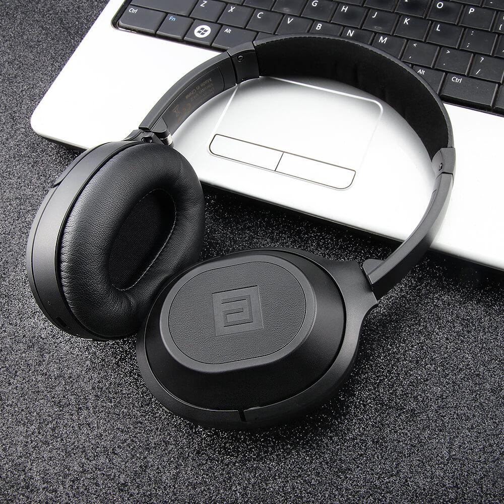 Langsdom BT25 Active Noise Canceling Wireless Headphones Bluetooth