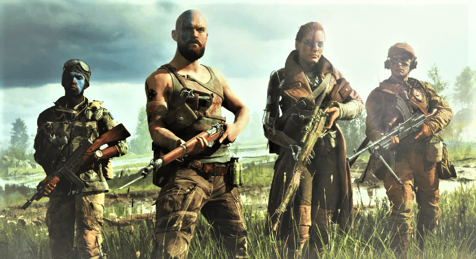 Battlefield 5: this summer's update will be the last