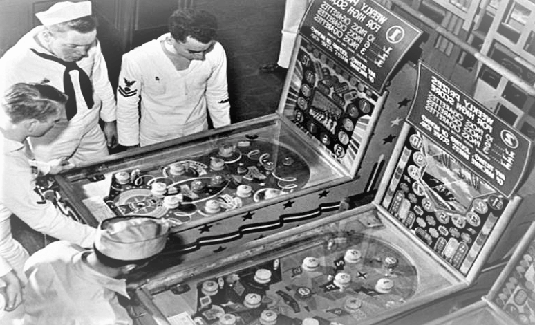 Pinball banned in New York for over 30 years