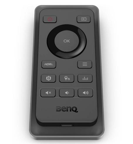 BenQ EW3280U  remote control