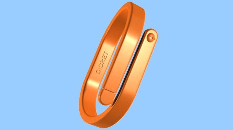 Cicret Bracelet projects your smartphone on your skin