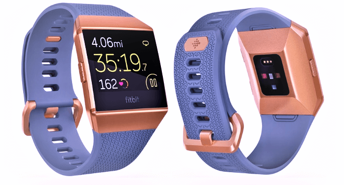 Fitbit Ionic Shock and Water Resistant Smart Watch