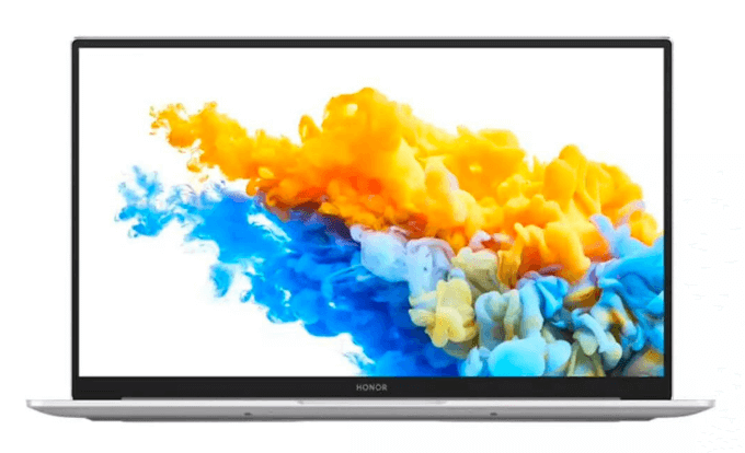 HONOR MagicBook 2020 16 GB of RAM and 10th generation Intel processors