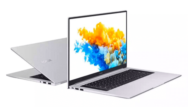 HONOR MagicBook 2020 16.1 inches where we used to see 15.6
