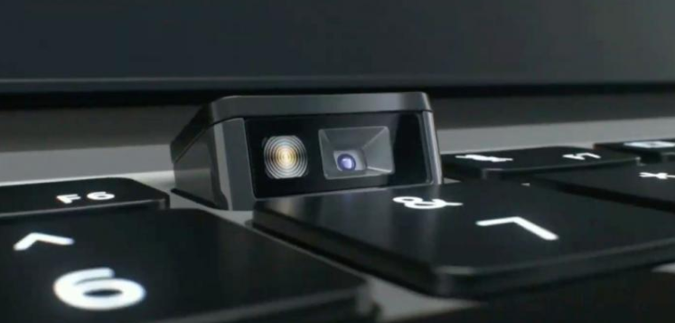 Honor are much more ingenious their camera is hidden inside the keyboard