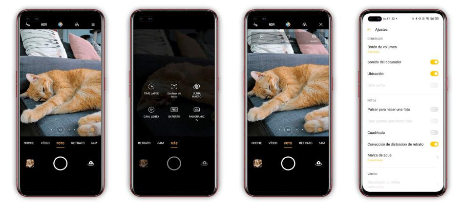 Realme X50 Pro 5G review Camera app