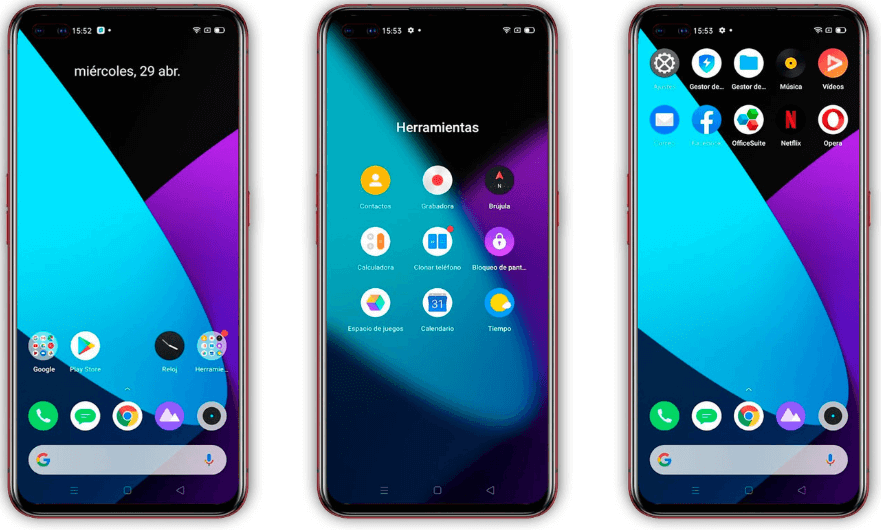 Realme X50 Pro 5G review Software between customization and Android essence