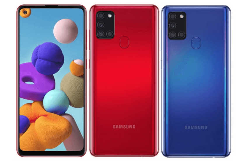 The new Samsung Galaxy A21s new Exynos 850 processor, more battery and four cameras to fight in the economic mid-rangeung Galaxy A21s 6.5-inch LCD screen
