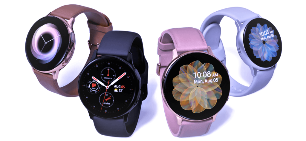 Samsung Galaxy Watch Active 2 a Smart Watch ideal for Swimming