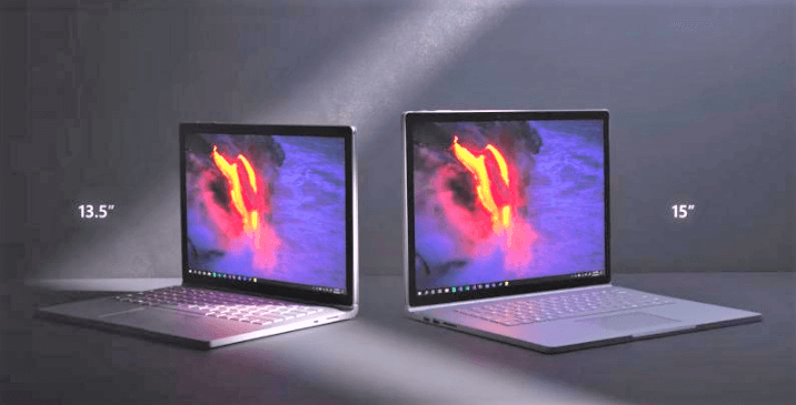 Microsoft presents Surface Go 2 and Surface Book 3