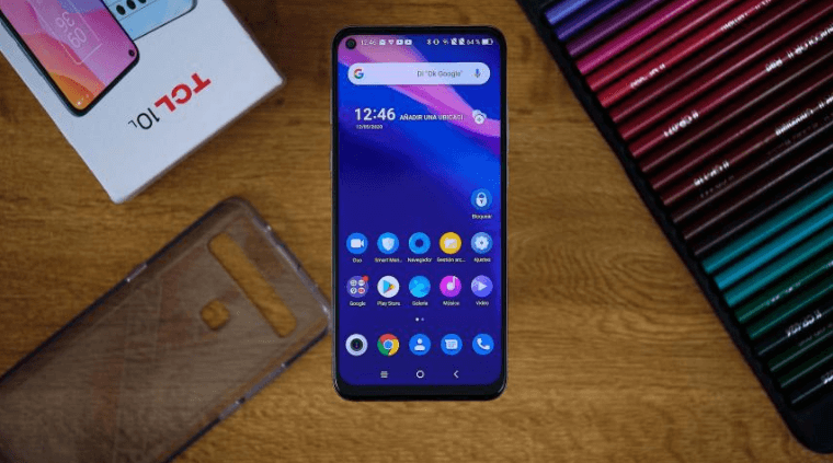 TCL 10L review and opinion - Design that draws attention