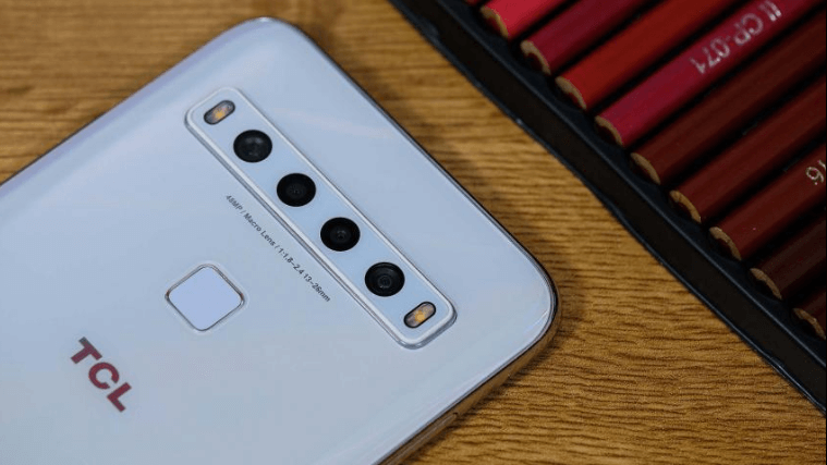 TCL 10L review and opinion - Four cameras