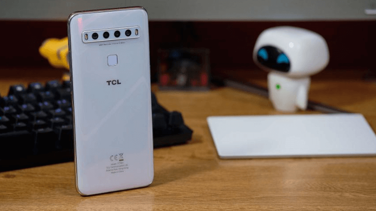 TCL 10L review and opinion -TCL 10L back