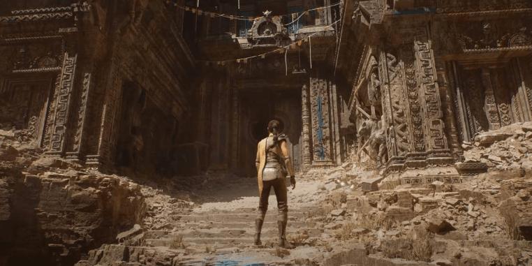 Unreal Engine 5 photorealism through geometry and lighting