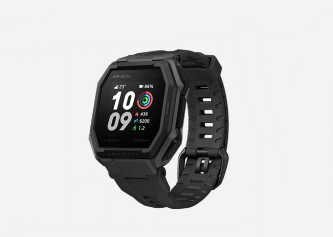 Xiaomi Amazfit Ares A more robust style where resistance prevails