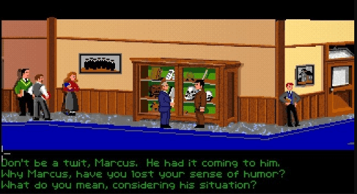 best games of the MS-DOS era - Indiana Jones and the Last Crusade (LucasArts, 1989)