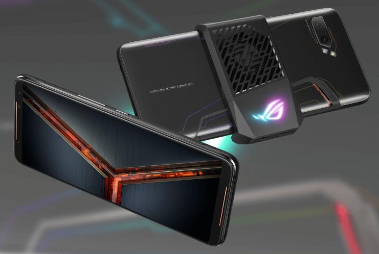 10 Best Smartphones to Play PUBG Mobile - ASUS ROG PHONE 2