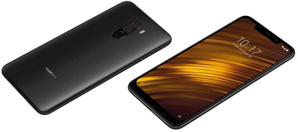 10 Best Smartphones to Play PUBG Mobile - Xiaomi Pocophone F1