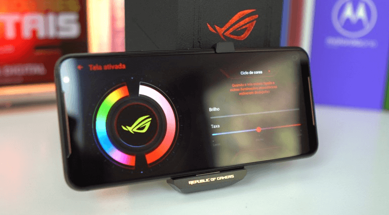 ASUS ROG Phone 2 is updated with Google Phone support, camera improvements and more
