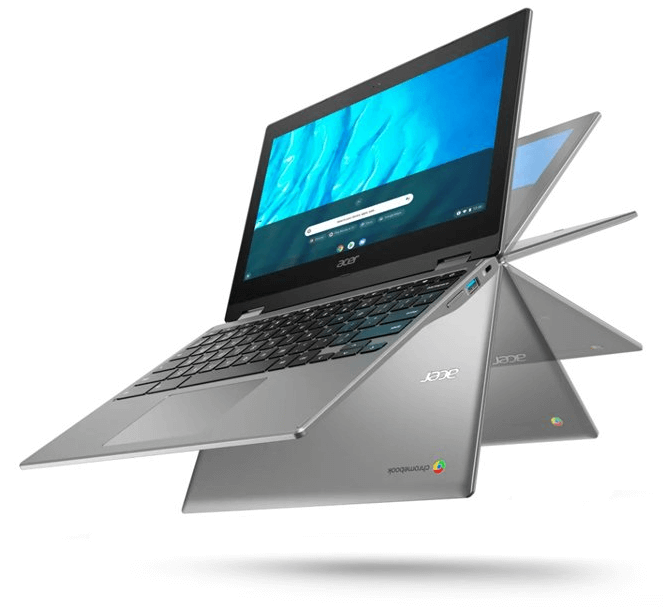 Acer launches Chromebook Spin 713 based on Intel's Athena project