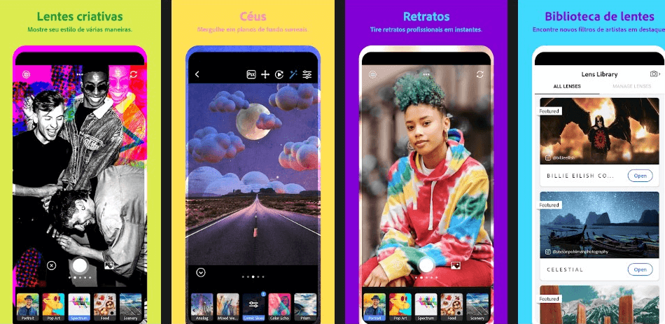 Adobe launches Photoshop Camera for Android and iPhone