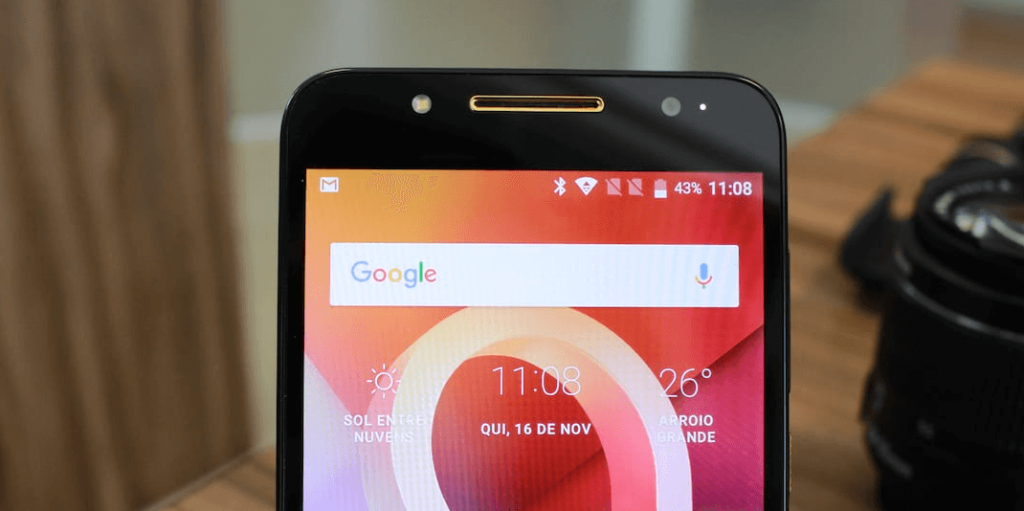 Alcatel A7 Review - images and details of the Alcatel A7 5