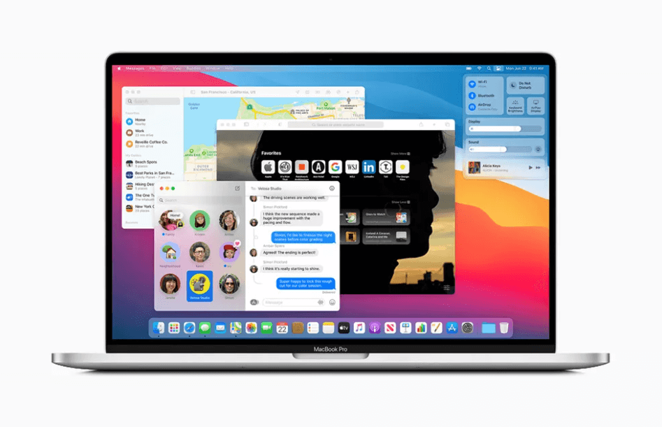 Apple launches at WWDC 2020 - MacOS Big Sur will help transition to Apple's own processors