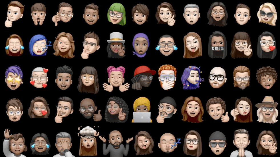 Apple launches at WWDC 2020 - Memojis won new face masks