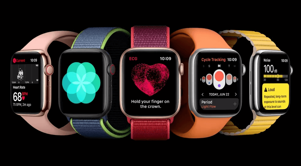 Apple launches at WWDC 2020 - watchOS 7 is the new version of the system for Apple Watch