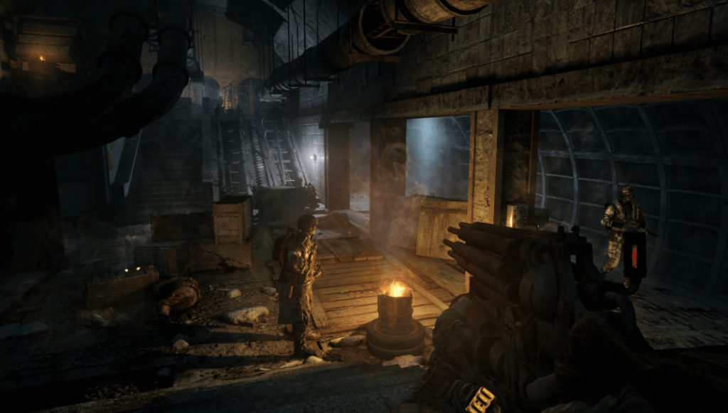 Best games with narrative - discover 7 titles based on books - Metro 2033 Redux
