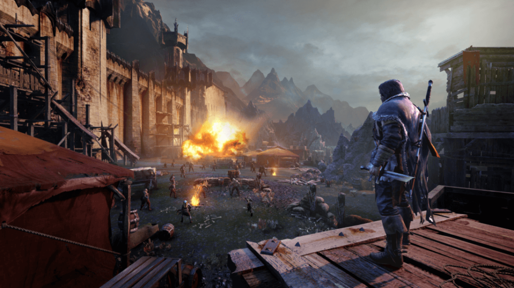 Best games with narrative - discover 7 titles based on books - Middle-earth Shadow of Mordor