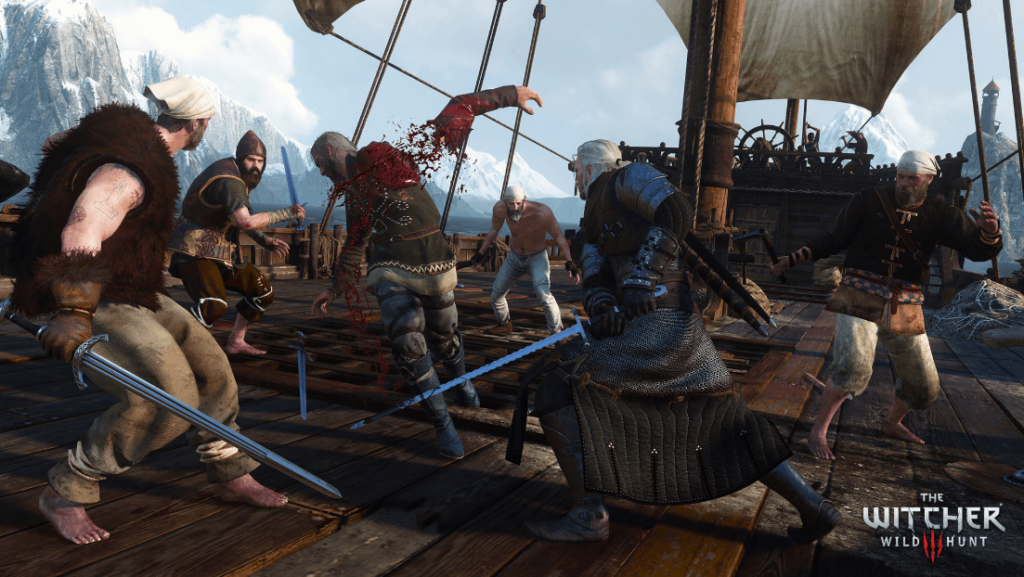 Best games with narrative - discover 7 titles based on books - The Witcher 3 Wild Hunt
