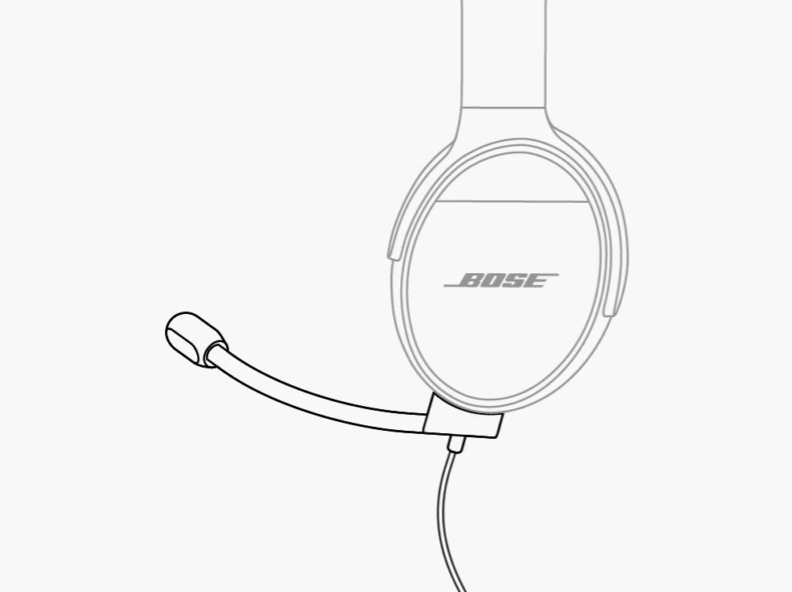 Bose may launch gamer version of QC35 II headphones with removable microphone accessory