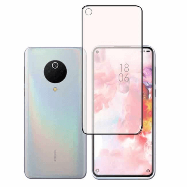 But huh - Leaking Mi CC10 brings premium features and face of OnePlus 7T
