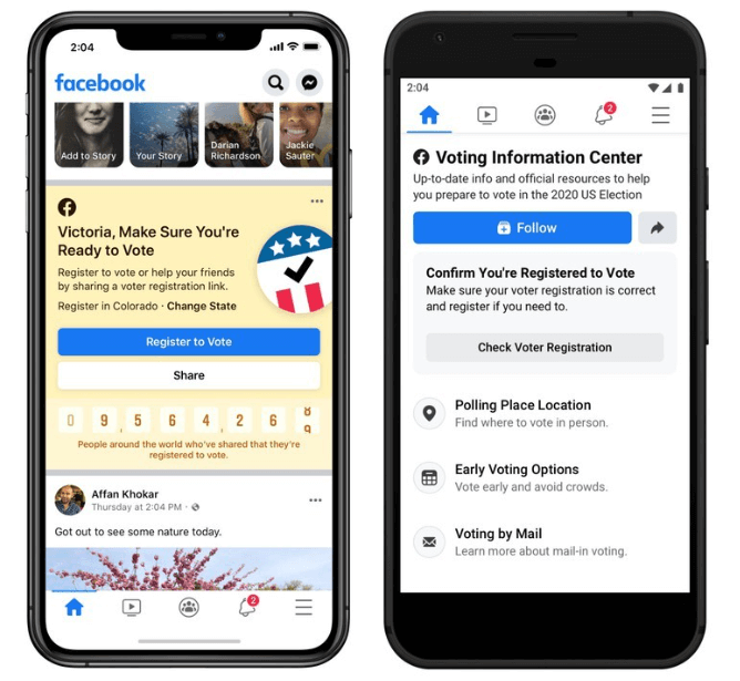 Elections 2020 Facebook and Instagram launch controls to hide political ads