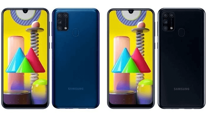 Galaxy M41 may be Samsung's first intermediary with third-party OLED