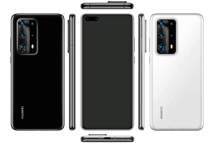 Huawei P50 line is already in development says executive - Huawei P40 Pro specs