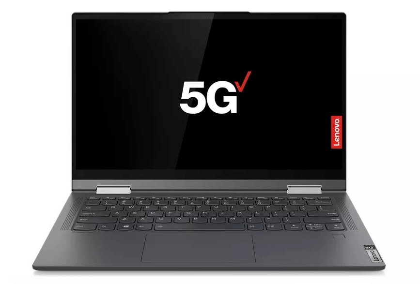 Lenovo Flex 5G is the first notebook to reach the market with support for the 5G network