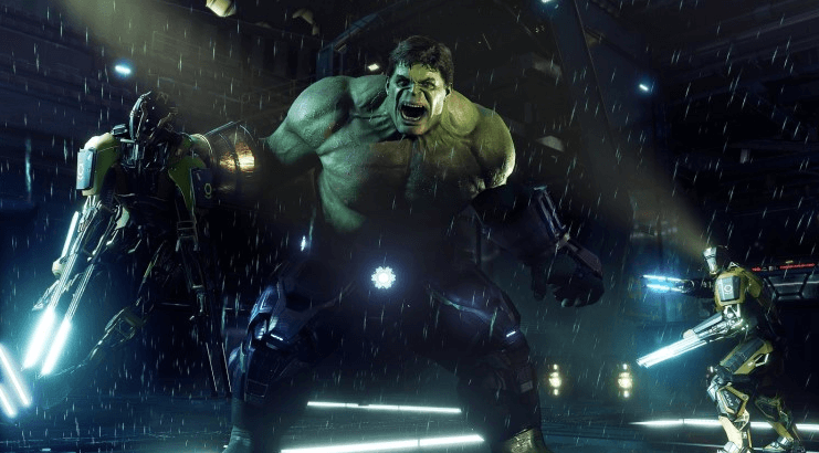 Marvel's Avengers is confirmed for free update for PS5