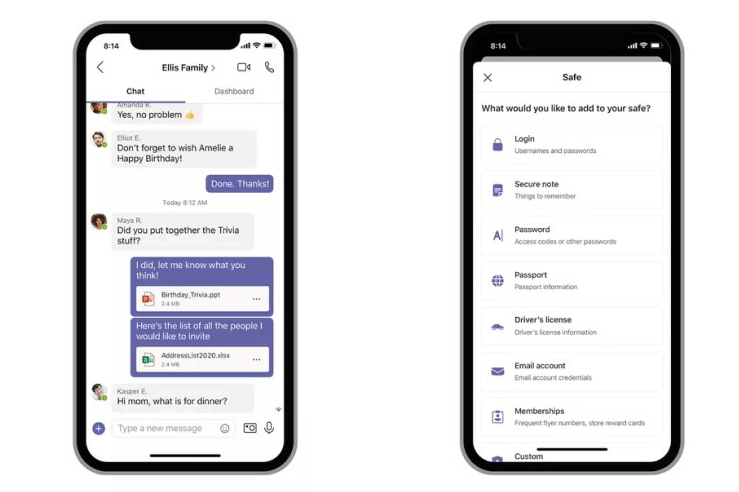 Microsoft Teams is now available for common accounts
