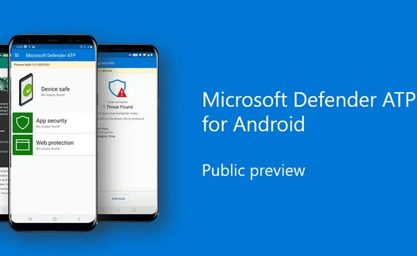 Microsoft launches Windows Defender ATP on Android