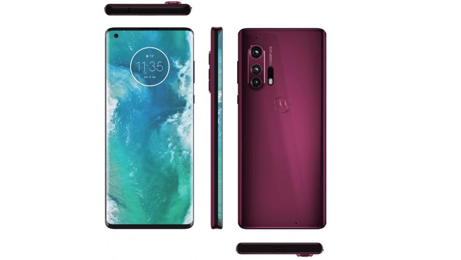 Moto Edge Lite leaks specifications of Motorola's third Edge device