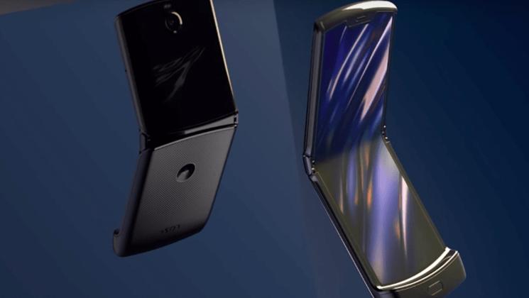 Motorola RAZR 2 can arrive with 6.7 screen - Motorola Razr 2 foldable cell