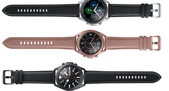 New Images Revealing the Launch Date of Samsung Galaxy Watch 3