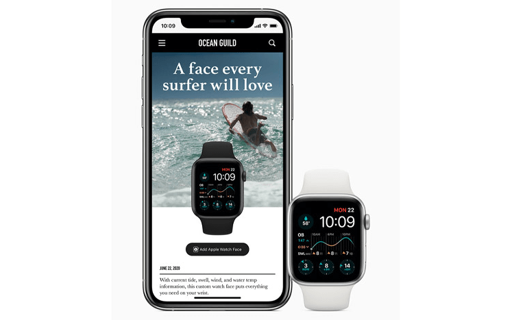 New features added on Apple WatchOS 7 1