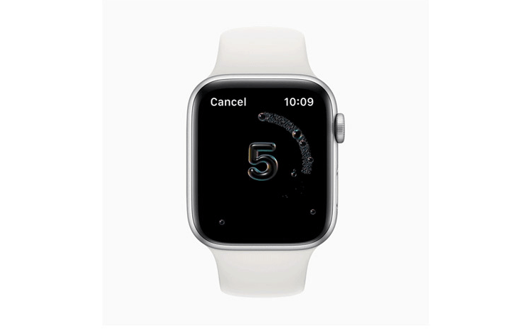 New features added on Apple WatchOS 7 3
