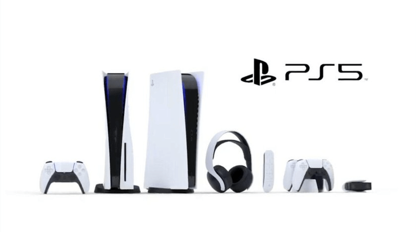 PS5 is made official by Sony with futuristic design and titles that will reach the console