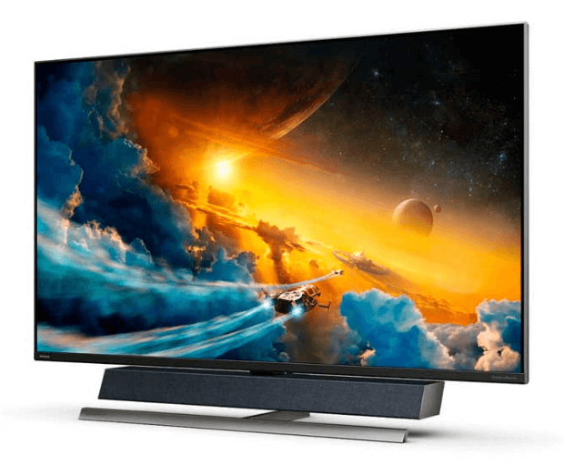Philips announces 55-inch 558M1RY gaming monitor for consoles