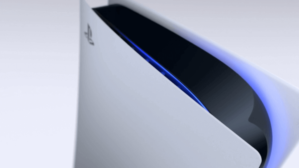 PlayStation 5 has futuristic design revealed 5