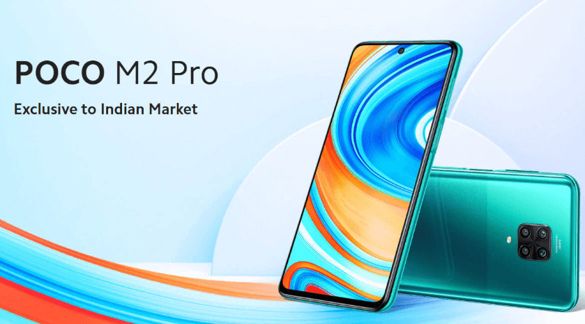 Poco M2 Pro receives new certification in India 1